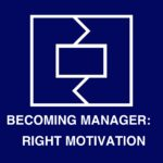 """A logo for EEM podcast episode """"Becoming a manager: The right monivation"""""""